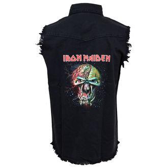 vest men's Iron Maiden - The Final Frontier Face WS032 - RAZAMATAZ, RAZAMATAZ, Iron Maiden