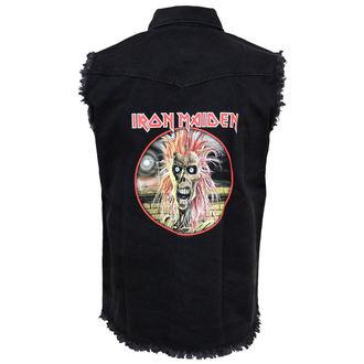 vest men's Iron Maiden - Iron Maiden - RAZAMATAZ, RAZAMATAZ, Iron Maiden