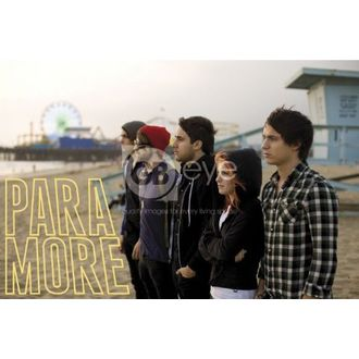 poster Paramore - Beach - LP1292 - GB posters