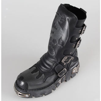 leather boots women's - NEW ROCK - M.600-S1
