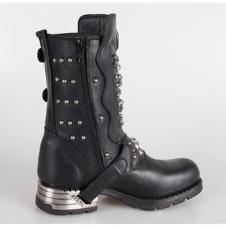leather boots women's - NEW ROCK - M.MR019-S1