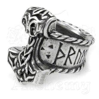ring Thor's Runehammer ALCHEMY GOTHIC - R171