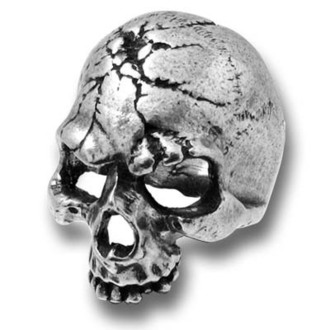 ring Ruination Skull ALCHEMY GOTHIC - R174