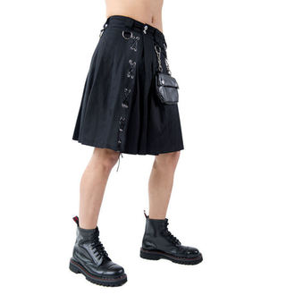 kilt men's Aderlass - Eye Kilt Denim Black, ADERLASS