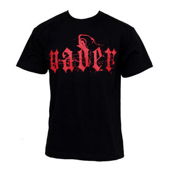 t-shirt metal men's Vader - Logo - CARTON - K_170