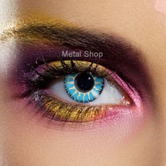 contact lenses Blue Glamour - EDIT, EDIT