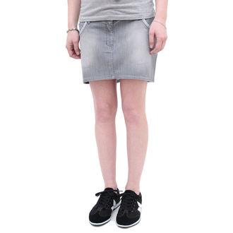 skirt women's -mini jeans- FUNSTORM - Kempsey, FUNSTORM