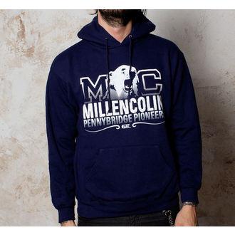 hoodie men's Millencolin - Bear Logo - Buckaneer, Buckaneer, Millencolin