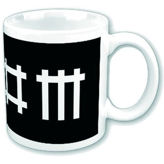 cup Depeche Mode - Logo - ROCK OFF, ROCK OFF, Depeche Mode