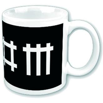 cup Depeche Mode - Logo - ROCK OFF - DEPTWMUG01