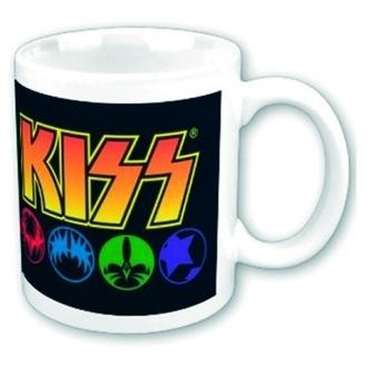 cup KISS - Masks, ROCK OFF, Kiss