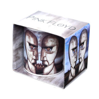 cup Pink Floyd - The Division Bell Metal Heads - ROCK OFF