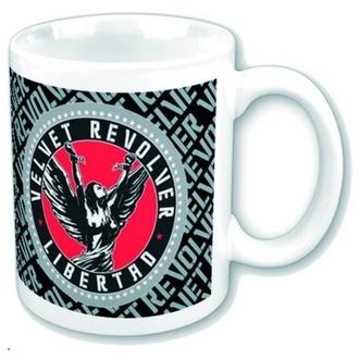 cup Velvet Revolver - Circle Logo, ROCK OFF, Velvet Revolver