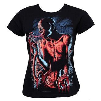 t-shirt hardcore women's - Dinner - BLACK ICON, BLACK ICON