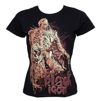 t-shirt hardcore women's - Mummy - BLACK ICON, BLACK ICON