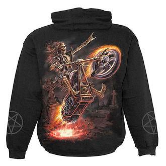 hoodie children's - Hell Rider - SPIRAL - T025K301