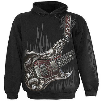hoodie children's - Air Guitar - SPIRAL, SPIRAL