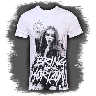 t-shirt metal men's Bring Me The Horizon - Black Metal - BRAVADO, BRAVADO, Bring Me The Horizon
