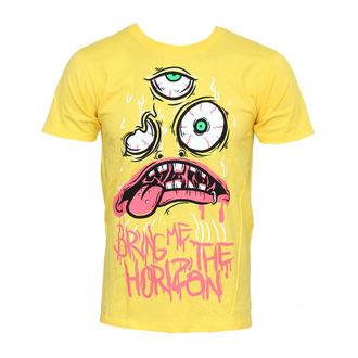 t-shirt metal men's Bring Me The Horizon - KK Yellow - BRAVADO, BRAVADO, Bring Me The Horizon