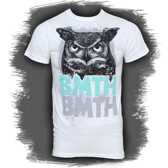 t-shirt metal men's Bring Me The Horizon - Owl - BRAVADO, BRAVADO, Bring Me The Horizon