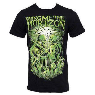 t-shirt metal men's Bring Me The Horizon - WWIII Limited - BRAVADO, BRAVADO, Bring Me The Horizon