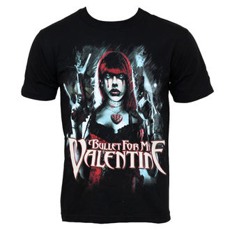 t-shirt metal men's Bullet For my Valentine - Gun Women - BRAVADO, BRAVADO, Bullet For my Valentine