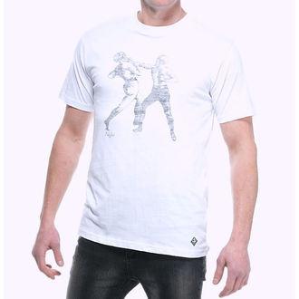 t-shirt street men's - Gentlemen And Ruffians - IRON FIST