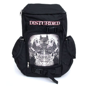 backpack Disturbed - Face Your Fear, BRAVADO, Disturbed