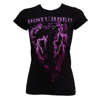 t-shirt metal women's Disturbed - Fear The Reaper - BRAVADO, BRAVADO, Disturbed