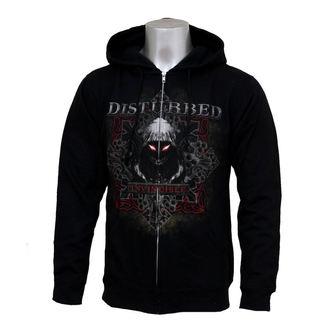 hoodie men's Disturbed - Medieval - BRAVADO, BRAVADO, Disturbed