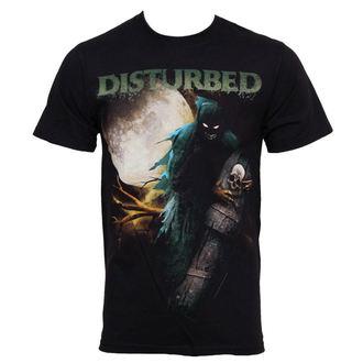 t-shirt metal men's Disturbed - Creepin Coffin - BRAVADO, BRAVADO, Disturbed