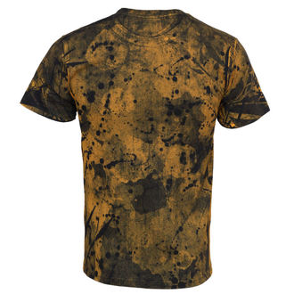 t-shirt metal Disturbed - Warrior AO - BRAVADO, BRAVADO, Disturbed