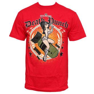 t-shirt metal men's Five Finger Death Punch - Bomber Girl - BRAVADO, BRAVADO, Five Finger Death Punch