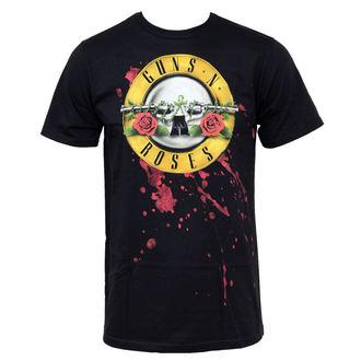 t-shirt metal Guns N' Roses - BloodyBullet - BRAVADO