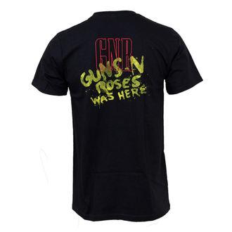 t-shirt metal Guns N' Roses - BloodyBullet - BRAVADO - 12162035