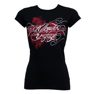 t-shirt metal women's Killswitch Engage - Tattscript - BRAVADO, BRAVADO, Killswitch Engage