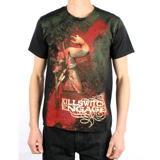 t-shirt metal men's Killswitch Engage - Backstabber - BRAVADO - 95142024