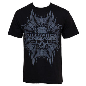 t-shirt metal men's Killswitch Engage - Death Star - BRAVADO, BRAVADO, Killswitch Engage