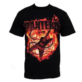 t-shirt metal men's Pantera - Guitar Snake - BRAVADO, BRAVADO, Pantera