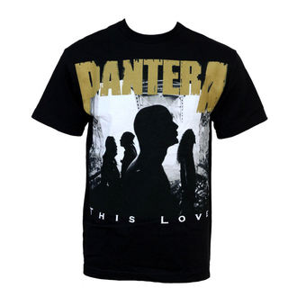 t-shirt metal men's Pantera - This Love - BRAVADO - 31511029