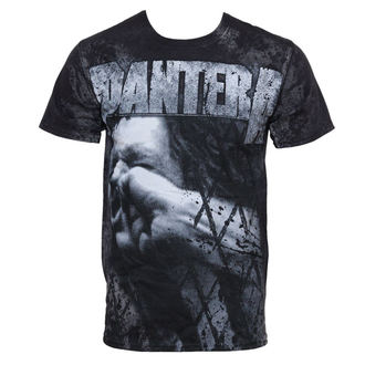 t-shirt metal men's Pantera - Vulgar All Over - BRAVADO, BRAVADO, Pantera