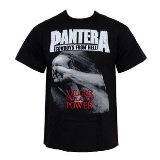 t-shirt metal men's Pantera - Vulgar Display Of Power - BRAVADO, BRAVADO, Pantera