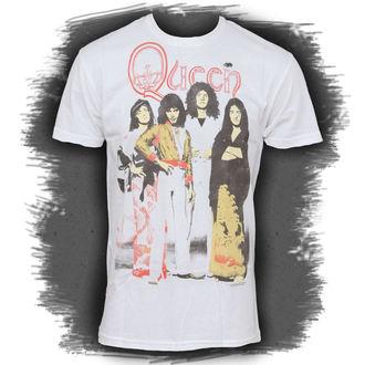 t-shirt metal men's Queen - Band - BRAVADO, BRAVADO, Queen