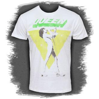 t-shirt metal men's Queen - Freddy Sings - BRAVADO, BRAVADO, Queen