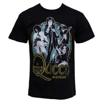 t-shirt metal men's Queen - In Concert - BRAVADO, BRAVADO, Queen