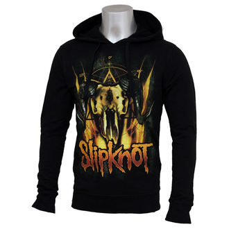 hoodie men's Slipknot - Cattle Skull - BRAVADO, BRAVADO, Slipknot