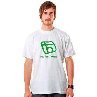t-shirt street men's - I.D. - FUNSTORM - 31 WHITE