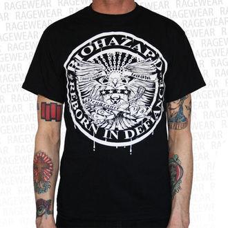 t-shirt metal Biohazard - - RAGEWEAR - 071TSS05
