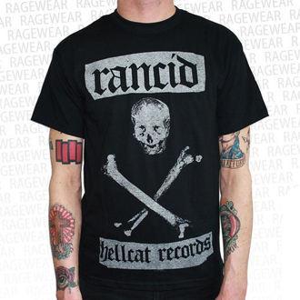 t-shirt metal men's Rancid - Hellcat - RAGEWEAR, RAGEWEAR, Rancid