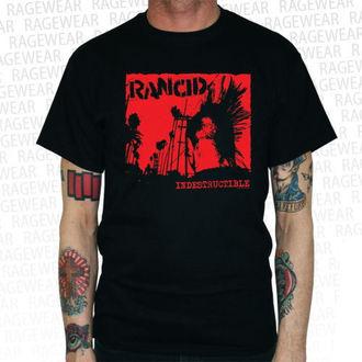 t-shirt metal men's Rancid - Indestructible - RAGEWEAR, RAGEWEAR, Rancid
